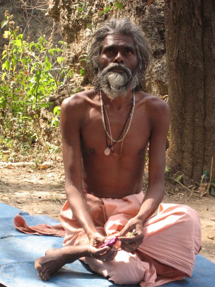 My buddy in Rishikesh!