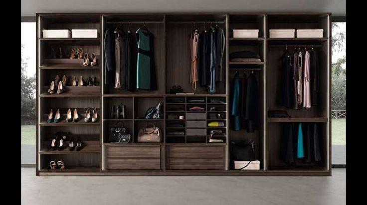 Catalogo mobili Presotto 2016 - Cabina armadio moderna