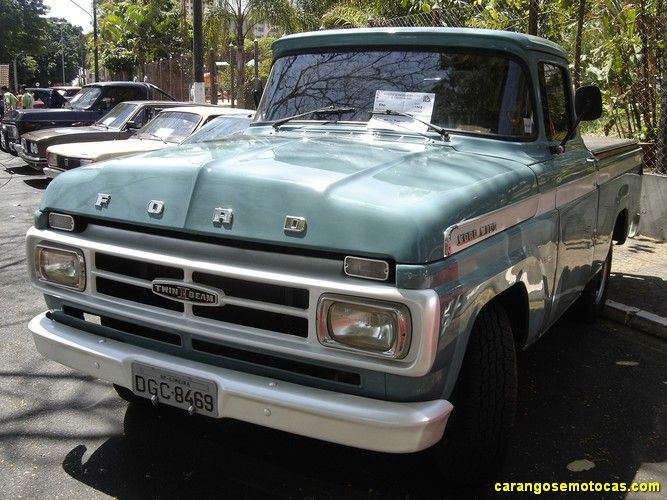 ford f100 brasil 1970 - Pesquisa Google