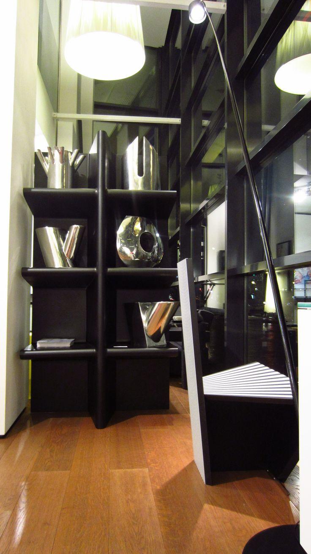 #cioccolata #bookshelf design by AzizAriyer for #altreforme #limitededition collection #interior #home #decor #homedecor #furniture #aluminium #woweffect #madeinitaly