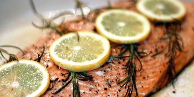 Λαχταριστές συνταγές με ψάρι