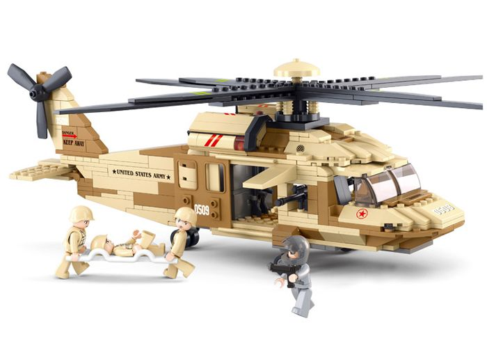 SLUBAN LEGO BLACK HAWK HELICOPTER.....For more collection of Educational Toys Visit @ http://www.sluban.in/lego-toys