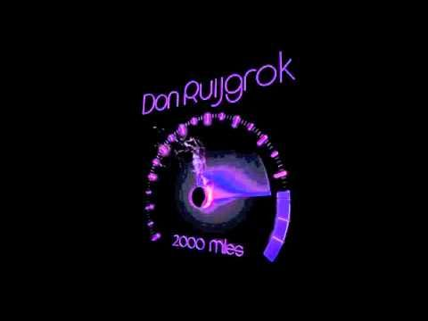 Don Ruijgrok - 2000 Miles (Zoutman remix)