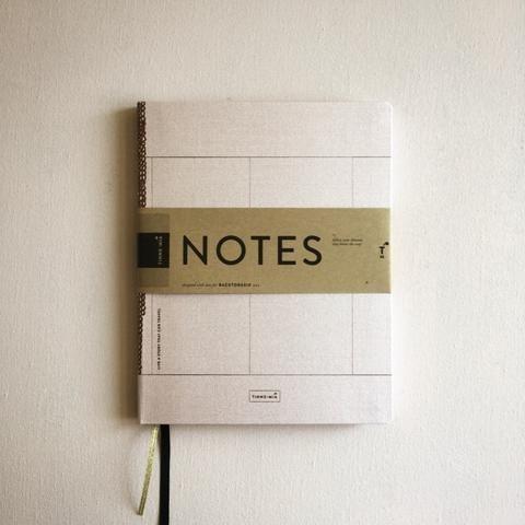 Notebook A5 Luxe Tinne+Mia - Nude