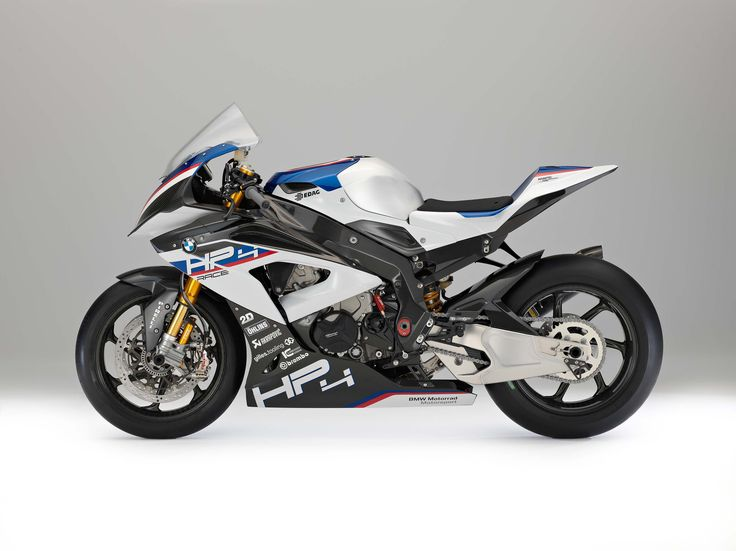 BMW HP4 RACE Revealed In All Its Carbon Fiber Glory
