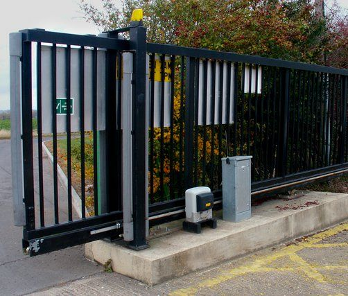 Voice Over IP gate Intercom System