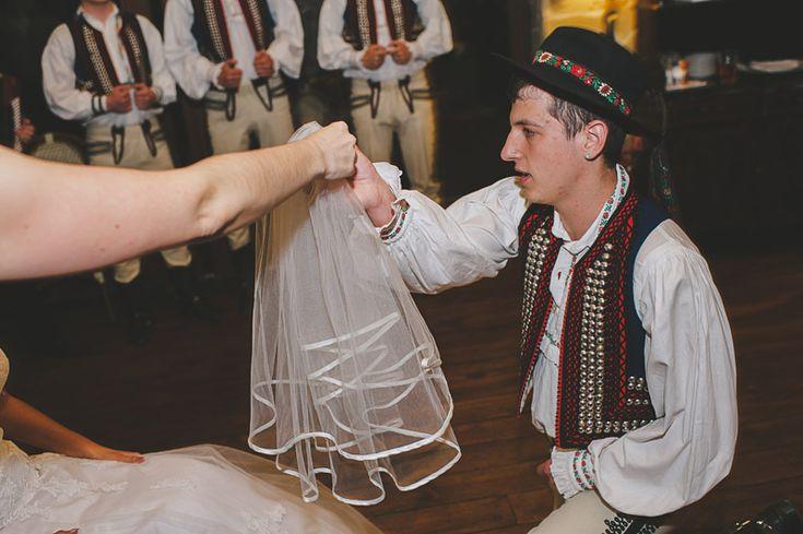 Slovak-Scottish Wedding Bardejov Adelka & Peter
