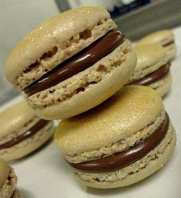 The Extraordinary Art of Cake: Ferrero Rocher Macaron Recipe