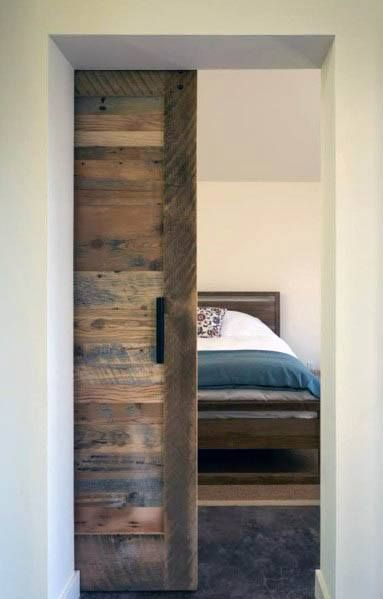 reclaimed salvaged stunning interior designs pocket barn wood door Reclaimed Salvaged Barn Wood Stunning Interior Pocket Door DesignsYou can find Pocket doors and more on our website House Design, Door Design, Interior, Home, New Homes, Interior Pocket Doors, Doors Interior, Backyard Cottage, Wood Doors Interior