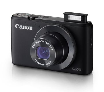 [cameras] Canon PowerShot S200 Camera Price in New Delhi, Mumbai, India