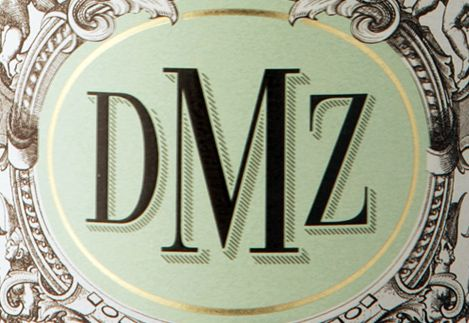 DMZ - Sauvignon Blanc. Reminds me of Life from Stone in the good ole days.......