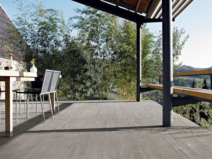 53 best Outdoor images on Pinterest | Outdoor tiles, Deck and House ...