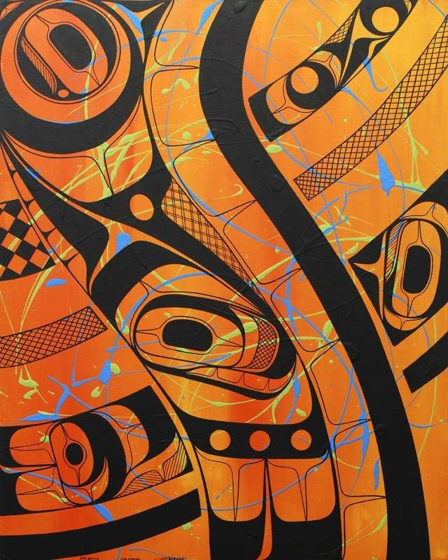 Best images about canadian native art on pinterest