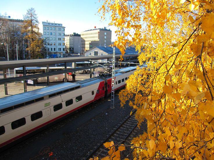 Vaasa Railway Station