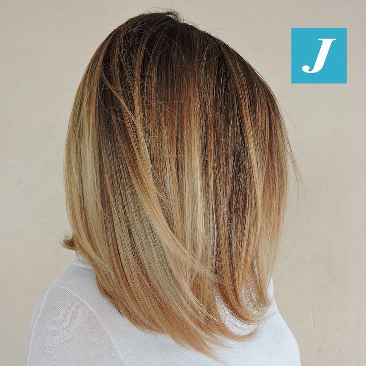 Degradé Joelle e Taglio Punte Aria. #cdj #degradejoelle #tagliopuntearia #degradé #igers #musthave #hair #hairstyle #haircolour #longhair #oodt #hairfashion #madeinitaly