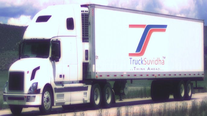 Use Trucksuvidha for freight transport