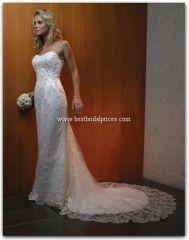 Casablanca Wedding Dresses - Style 1820, $855 on bestwedding.com ... at RK