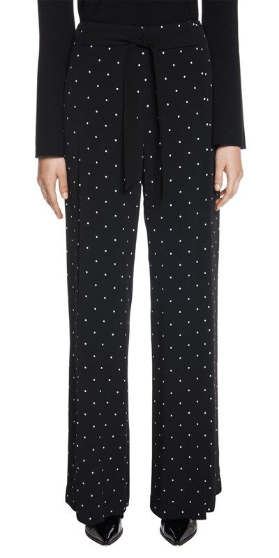 Pants  | Spot Pleat Pant