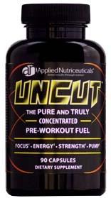 UNCUT - A Pre Workout Pill $34.99