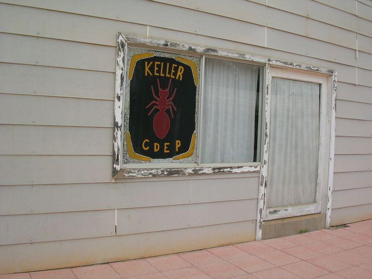 Keller CDEP logo