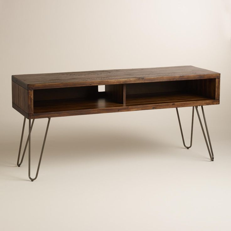 1000 Ideas About Reclaimed Wood Media Console On