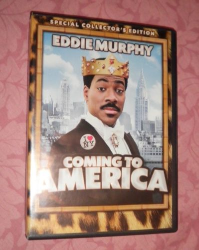 Coming-to-America-DVD-2007-Widescreen-Collectors-Edition