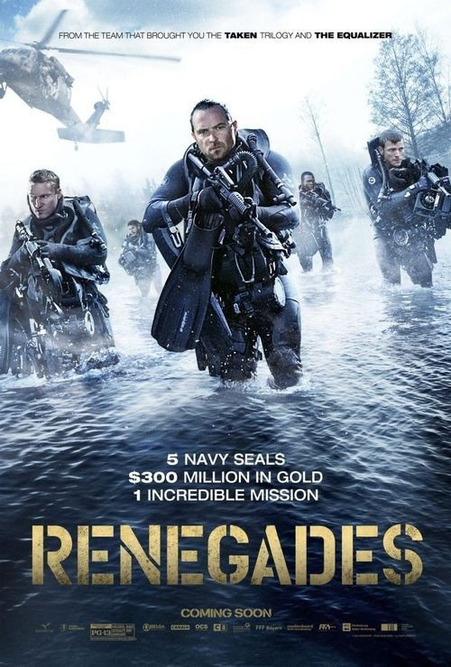 Renegades (2017) Full Movie Streaming HD