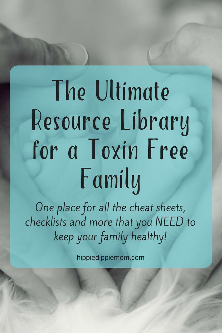 Click to get instant access to the Toxin Free Resource Library! Get all the check lists, cheat sheets and more that will help you keep your family Toxin Free!