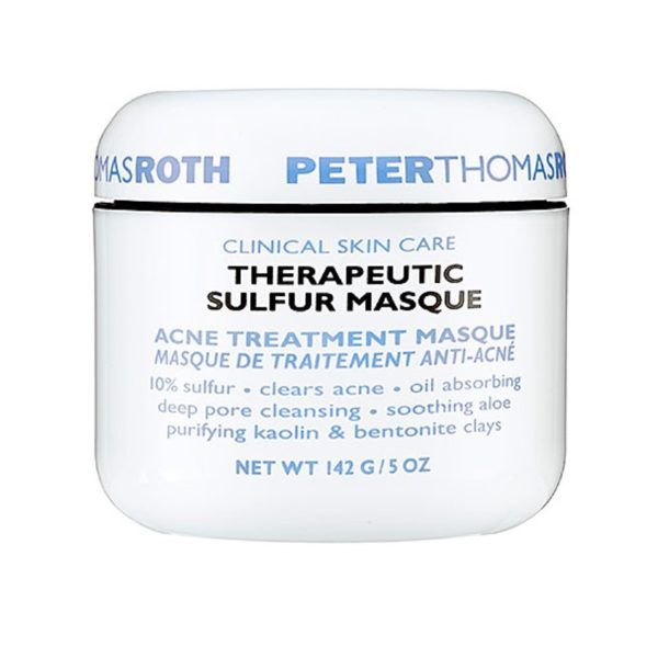 Best Mask - If you didn't know already, sulfur is a miracle ingredient for tackling breakouts. This mask clears acne, absorbs oil and gives pores a really deep clean.