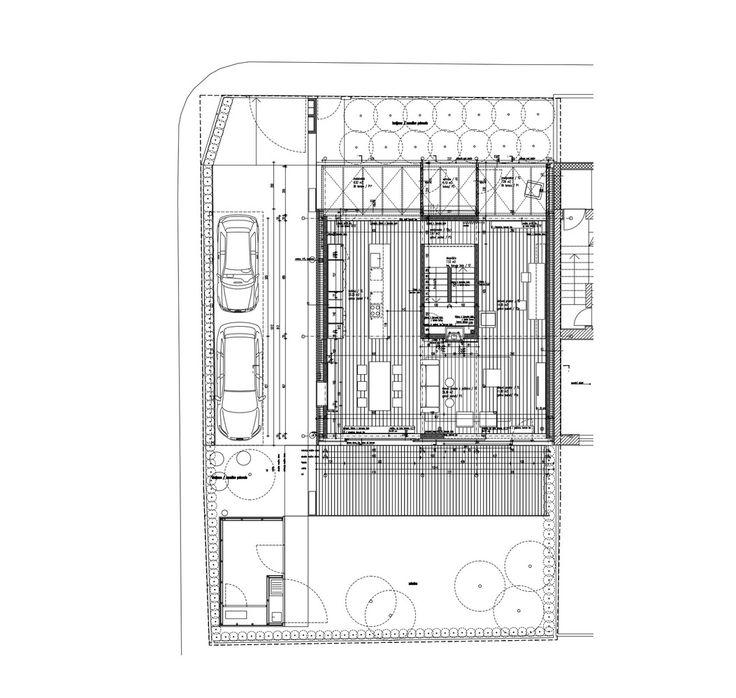 galera de casa jp bevk perovi arhitekti 12 - Cylinder Home Floor Plans