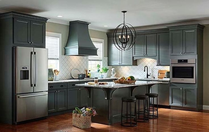 New Allen and Roth Kitchen Cabinets