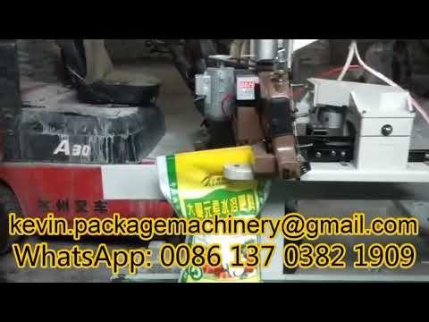 20kg bag automatic flour packaging machine