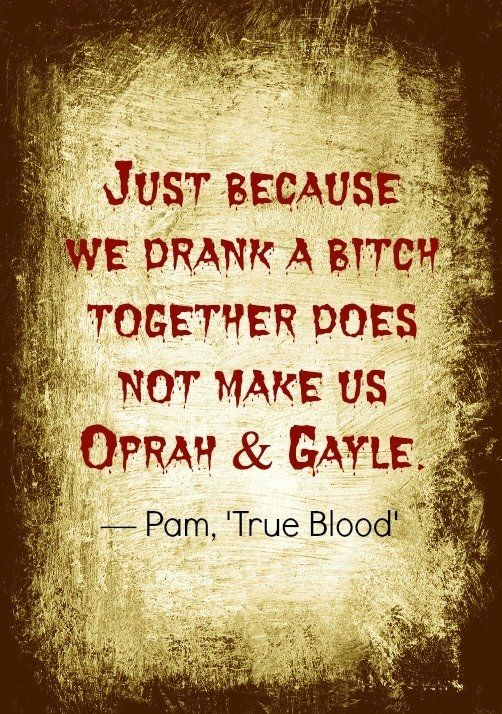 -20 Fangtastically Funny 'True Blood' Quotes