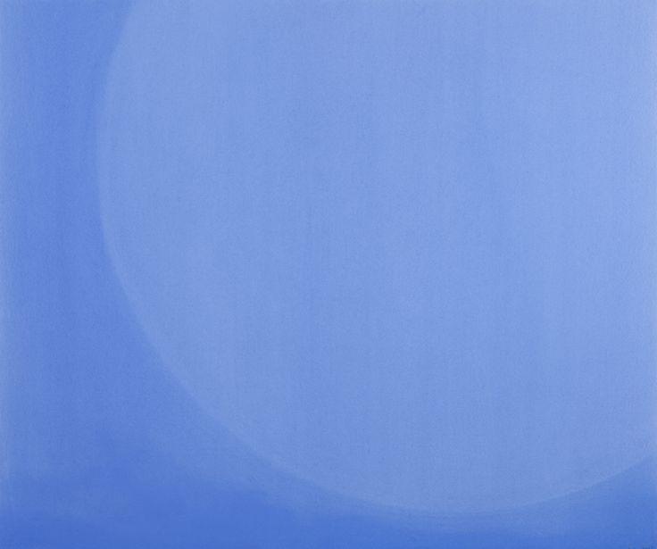 Ultramarijn blauw 2015, 54 x 65 cm, aquarel http://www.robineclignett.com
