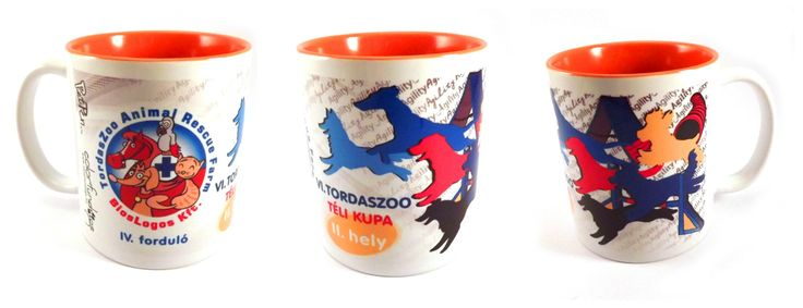 ColorFunDogs mug #colorfundogs #mug