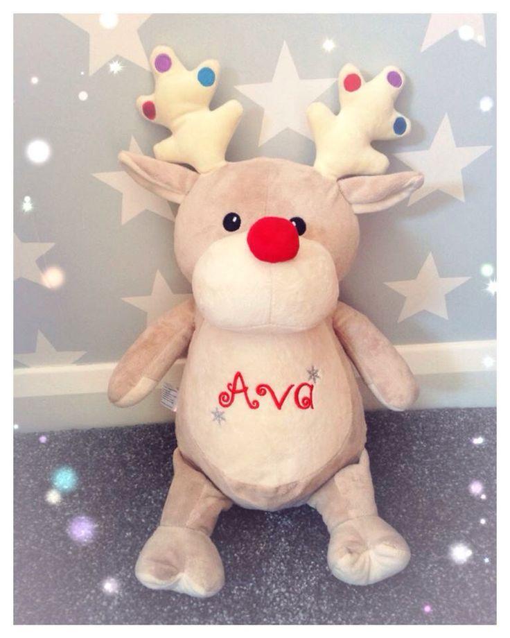 Personalised christmas gift . Keepsake for children