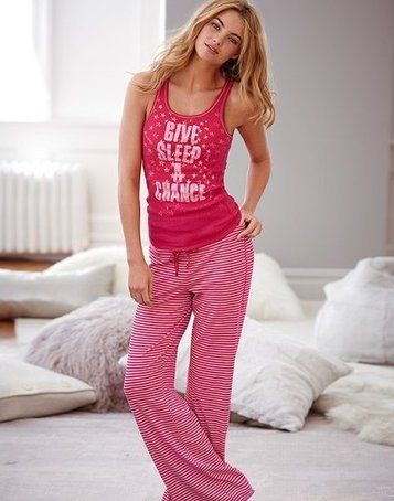 Victoria secret pajamas for women - Just For Trendy Girls