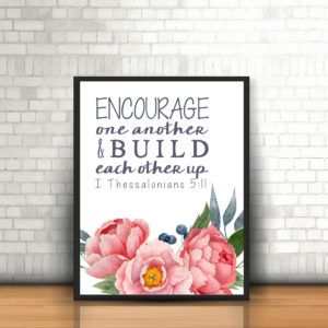 FREE DOWNLOAD! Inspired to Encourage: Just Do It. Womanhood. Living Abroad. Encouraging Others. Encouragement. Christian Encouragement. Encouragement in Hard Times
