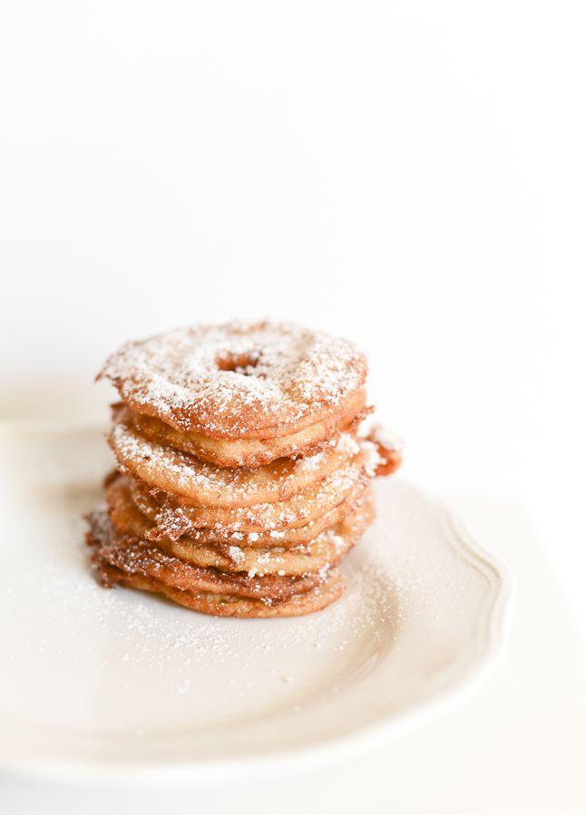 apple fritter rings