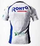 Gamba Osaka FC 2017-18 Season Away White J.LEAGUE Shirt Jersey [J817]