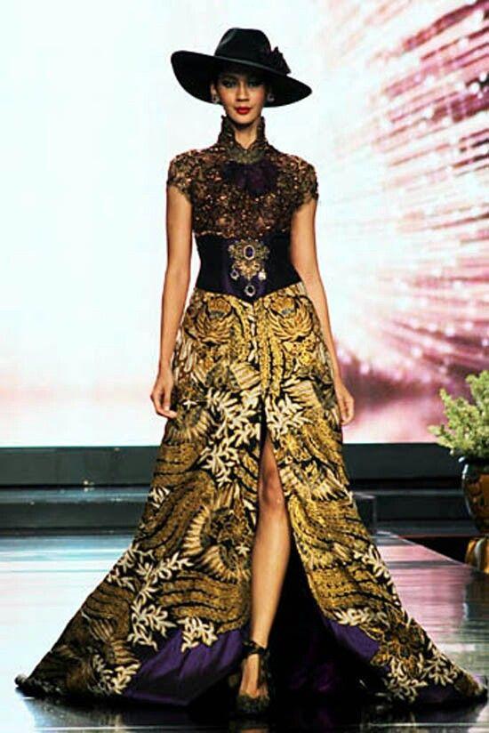 Anne Avanti Fashion World Fashions Di 2019 Kebaya Model Kebaya