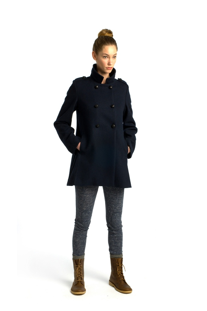 PATTERSON PEACOAT by Lifetime Collective - $297.00