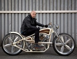 Ami James ... harley