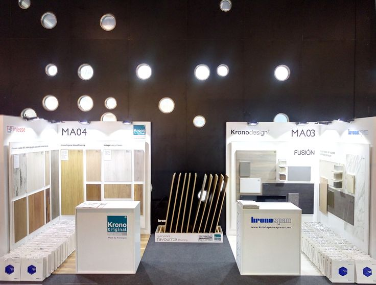 Kronospan At The InteriHotel2016 CCIBonline In Barcelona Stands Design Devoted To