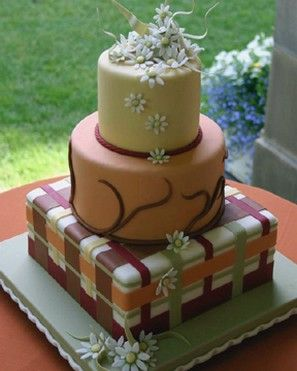 trendy wedding cake gallery
