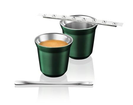 Nespresso cups