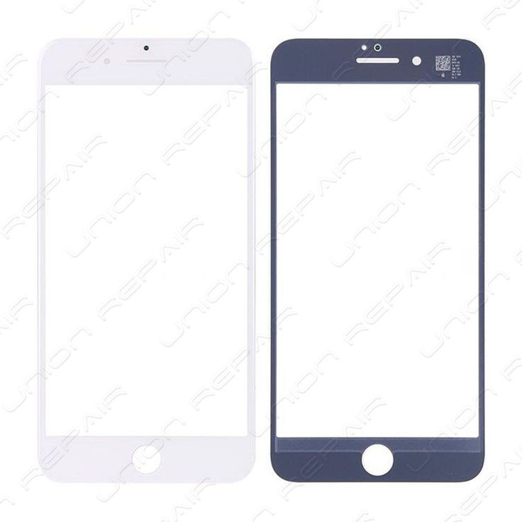 Replacement For iPhone 7 Plus Front Glass - White    Specifications:  Color: White  Screen Size: 5.5 inches  Material: Glass  Compatibility: iPhone 7 Plus    Features:      This iPhone 7 Plus glass lens...