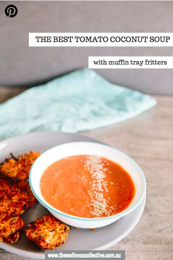 Better Than Heinz Big Red Tomato Soup! — The Wellness Collective