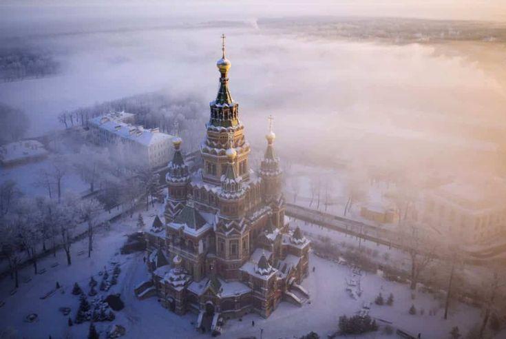 Catedral de São Pedro e São Paulo, São Petersburgo, Rússia
