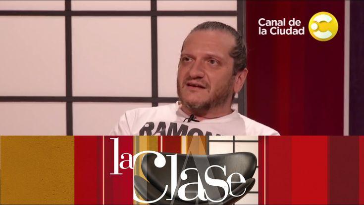 """Darío Sztajnszrajber """" La filosofia no nos hace felices """" en La Clase - ..."""
